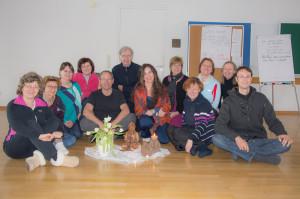 Unsere Seminargruppe