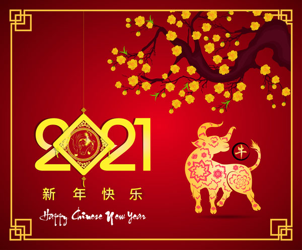 Jahr des Büffels 2021